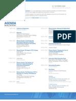Agenda ITIE Symposium 0908