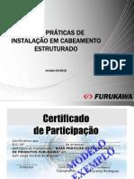 Treinamento Boas Praticas Instalacao Rev 03 2012