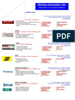 Morley Associates Inc - Line Card 2013 04.08.2012