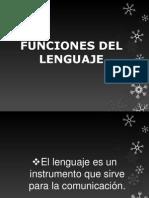 Funciones & Lógica Del Lenguaje - Exposición Equipo 3