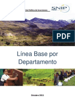 Documento Linea Base