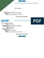 AFIP - Baja Con $5731 Deuda