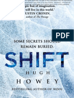 April Free Chapter - Shift (Wool Trilogy 2) by Hugh Howey
