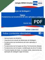 Metalurgia da Soldagem_Fundamentos da Transferência de Calor