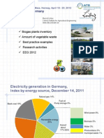 Country Report Germany Bernd Linke Moss 04-2012