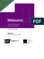 Melanoma, Guias de Tratamiento