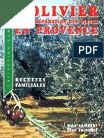 Lolivier et la préparation des olives en provence(1)