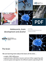 Adolescent Brain and Alcohol