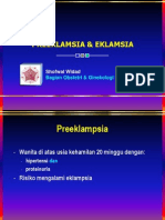 Preeklamsia & eklamsia