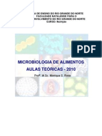 Apostila Microbiologia de Alimentos Teoria