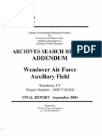 Wendover Auxiliary Field