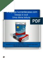 Aprenda a Lucrar de Casa - eBook