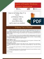 Alumni Newsletter - Spring 2013