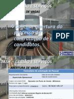 TASH – GESTÃO E SERVIÇOS.