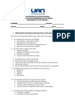 Examen Ingenieria SoftwareII