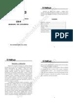 Manual HaiHua CD 9 Portugues