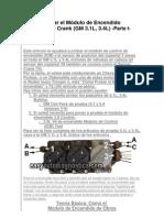 Probar el Módulo de Encendido 3.1 Y 3.4 CHEVROLET