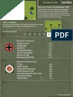 Battle of Kutno (9!9!1939)