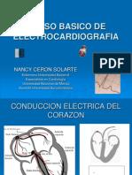 Curso Basico de Electrocardiografia