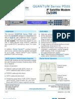 Paradise Datacom PD20 Satellite Modem