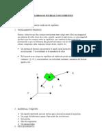 Fisica Informe 2 - Equilibrio de Fuerzas Concurrentes