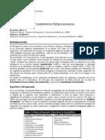 Metabolismo de Comp Nitrogenados
