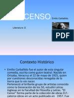 EL CENSO Emilio Carballido