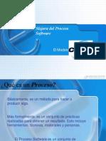 Mejoras Para El Proceso de Software Cmmi