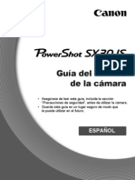 Canon Sx30is Power Shot Digital Camara 35x Zoom