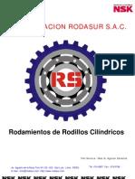 03 Rodamientos de Rodillos Cilindricos