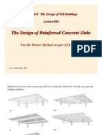reinforced cement concrete slab design