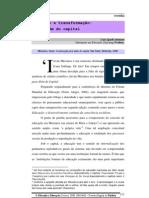 Caio Antunes - Formação e transformação