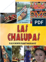 Las Chalupas Menus