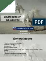 Reproduccion en Equinos