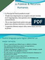 Relaciones Públicas & Recursos Humanos