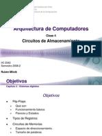 Arquitectura de Computadores-Clase4