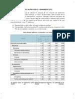 Indice de Precios Al Consumidor