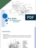 Presentasi AC MOBIL