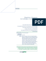 Diagnóstico e Tratamento das lombalgias e lombociatalgias - projeto diretrizes