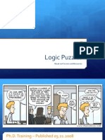 Logical Puzzles