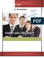 Daily Equity News Letter 09april2013