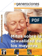 Sexualidad Adulto Mayor