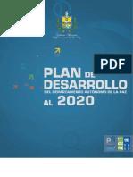 Plan de Desarrollo La Paz