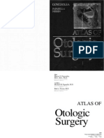 Atlas of Otology and Surgery Paparella