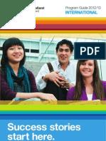 2013 International Program Guide