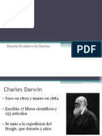 Escuela Evolutiva de Darwin