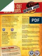 Outback Jacks WA menu