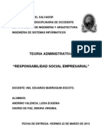 Responsalibidad Social Empresarial (1)