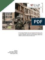 Terremoto en Pisco