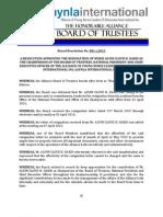 AYNLA Board Resolution 001s2013 [Final Copy]